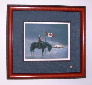 Down To Earth Art Gallery - RCMP