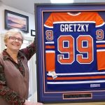Down To Earth Art Gallery - Gretzky and Elaine