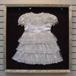 Down To Earth Art Gallery -Christening Gown
