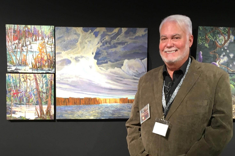 Down to Earth Art Gallery - Pierre Nadeau